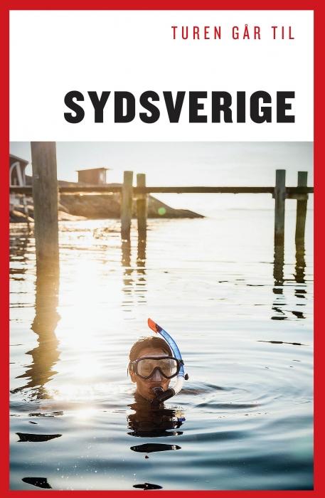 Turen går til Sydsverige (Bog)