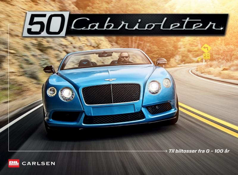 Image of   50 cabrioleter (E-bog)