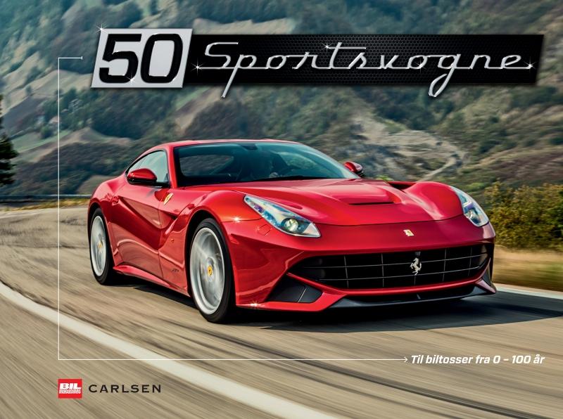 Image of   50 sportsvogne (E-bog)