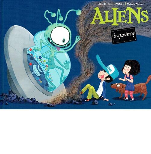 Image of   Aliens (Bog)