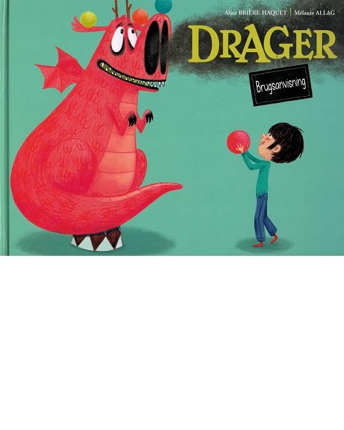 Image of Drager (Bog)