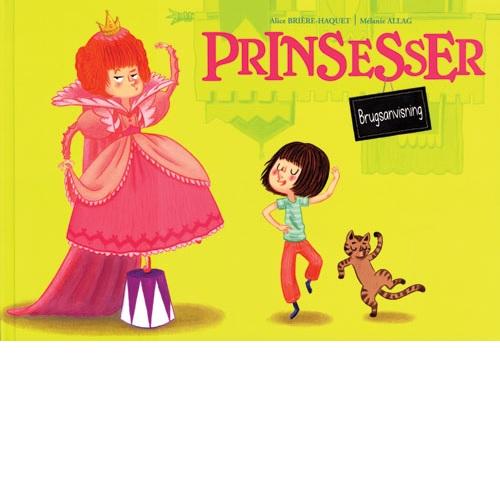 Image of Prinsesser (Bog)