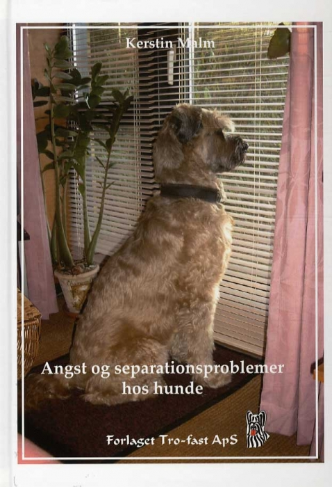 Image of   Angst og separationsproblemer hos hunde (Bog)