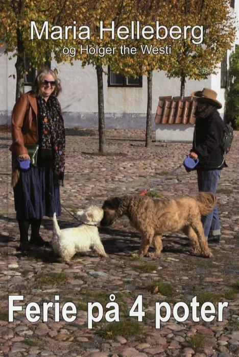 Image of   Ferie på 4 poter (Bog)