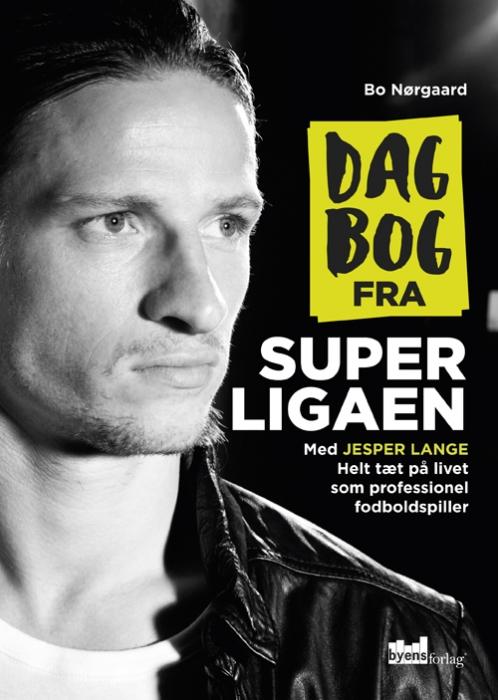 Image of   Dagbog fra Superligaen (Bog)