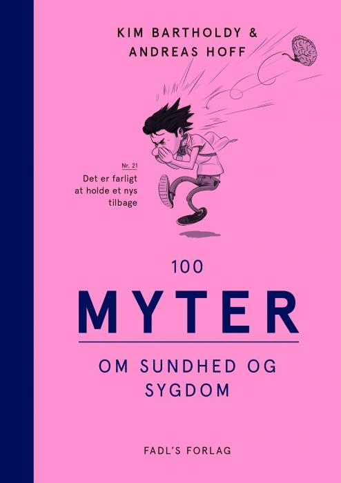 Image of   100 myter om sundhed og sygdom (Lydbog)
