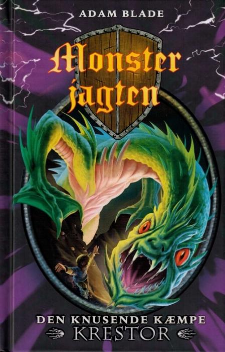 Monsterjagten (39) Den knusende kæmpe Krestor