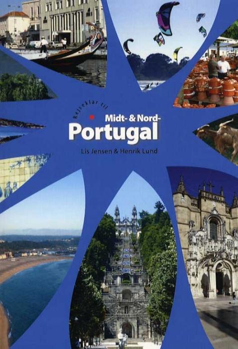 Rejseklar til Midt- & Nord-Portugal (Bog)