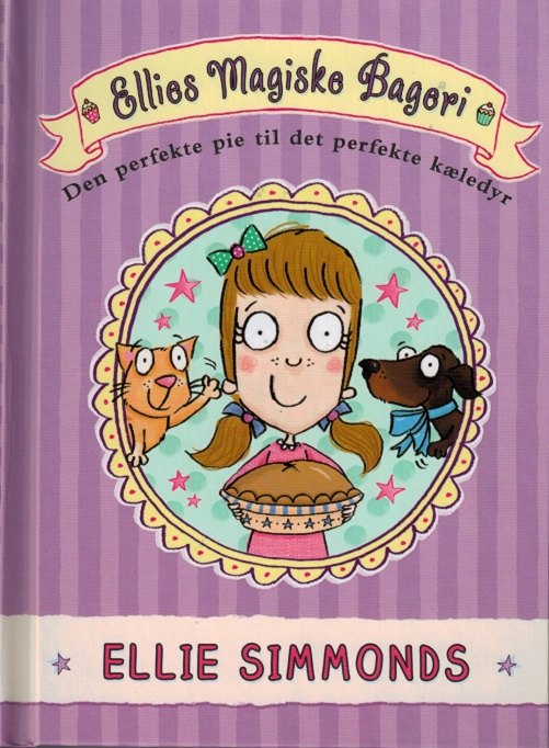 Image of   Den perfekte pie til det perfekte kæledyr (Bog)