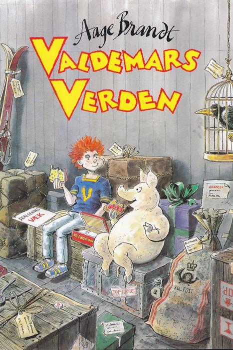 Image of Valdemars verden (E-bog)