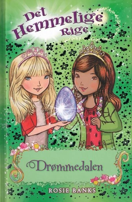 Det Hemmelige Rige (09) Drømmedalen (E-bog)