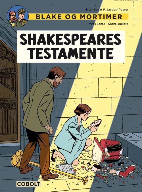 Blake og Mortimer (Bog)