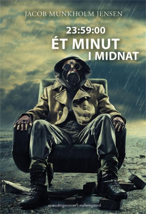 Image of   23:59:00 - Ét minut i midnat (Bog)