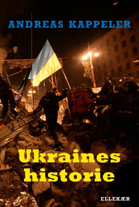 Image of Ukraines historie (Bog)