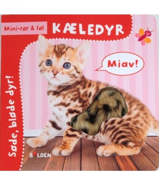 Image of   Mini-rør og føl: Kæledyr (Bog)