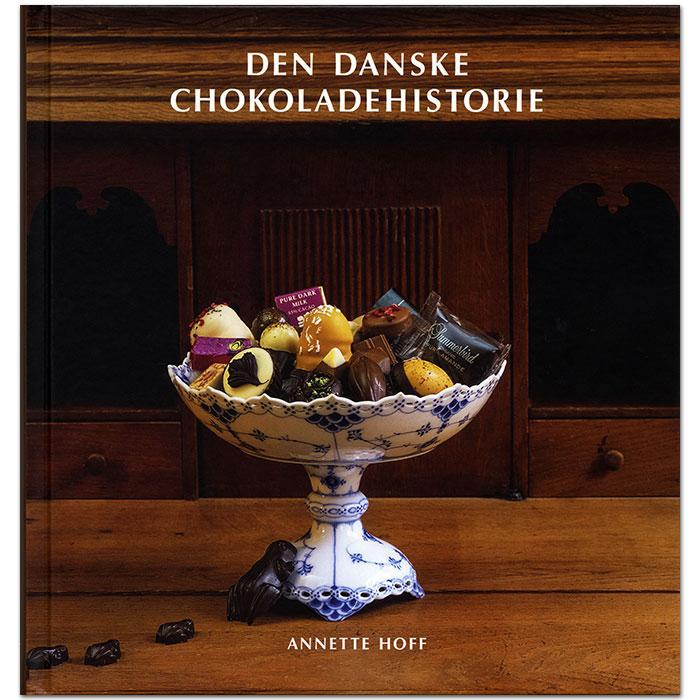 Image of Den Danske Chokoladehistorie (Bog)