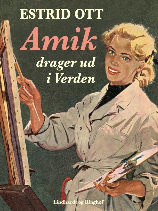 Image of   Amik drager ud i verden (E-bog)
