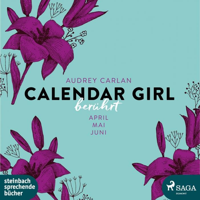 Image of Calendar Girl - Berührt (Lydbog)