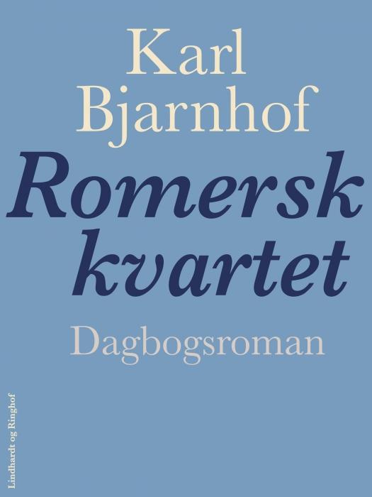 Romersk kvartet (E-bog)