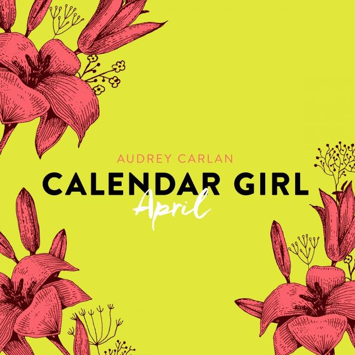 Image of Calendar Girl - April (Lydbog)