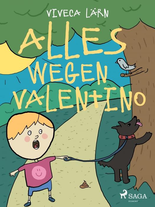 Image of   Alles wegen Valentino (Lydbog)
