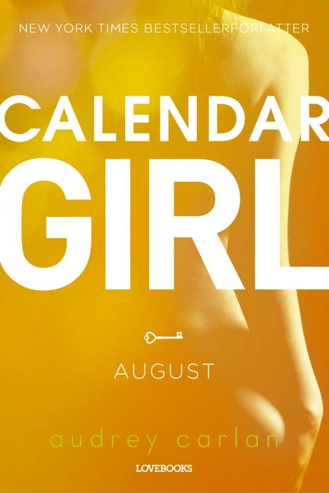 Image of Calendar Girl: August (E-bog)