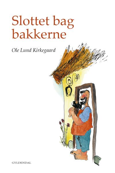 Image of   Slottet bag bakkerne (Lydbog)