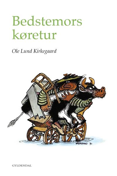 Image of   Bedstemors køretur (Lydbog)