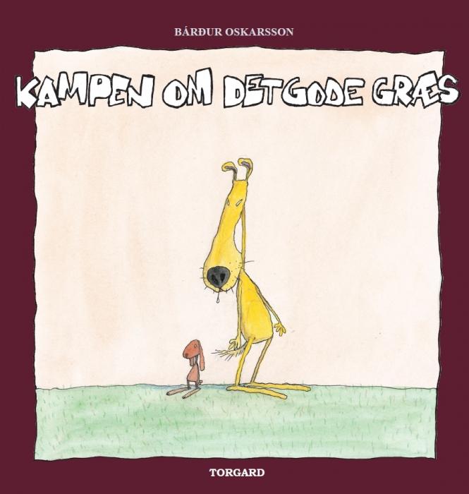 Image of Kampen om det gode græs (Bog)