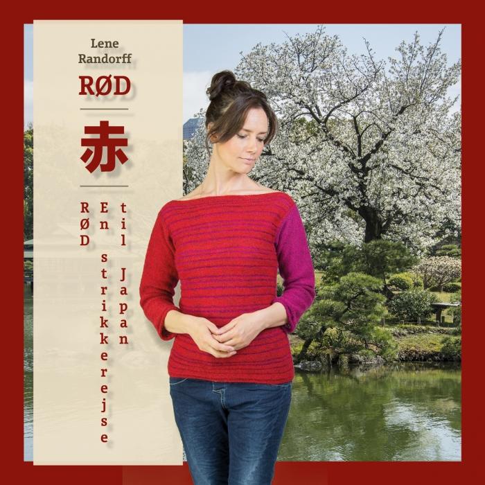 Image of   RØD en strikkerejse til Japan (Bog)