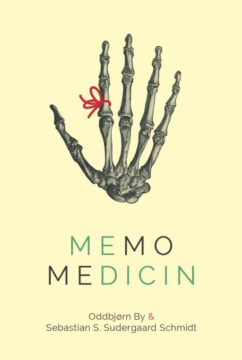 Memo Medicin (Bog)