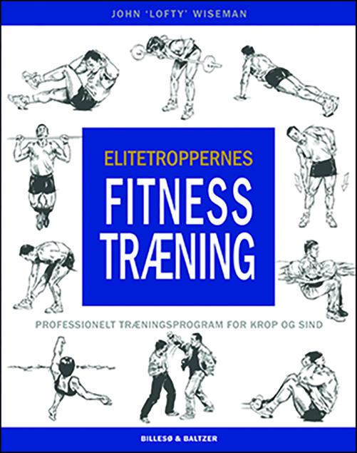 Image of   Elitetroppernes Fitnesstræning (Bog)