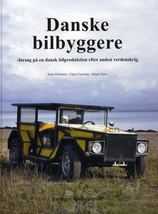 Image of   Danske bilbyggere (Bog)