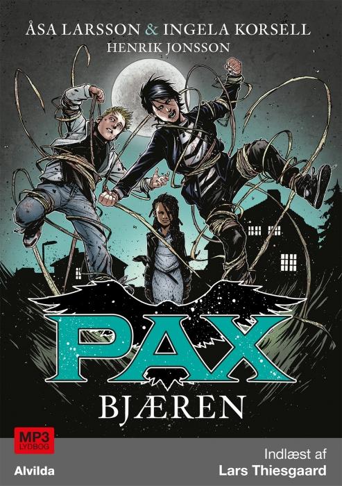 Image of PAX 4: Bjæren (Lydbog)