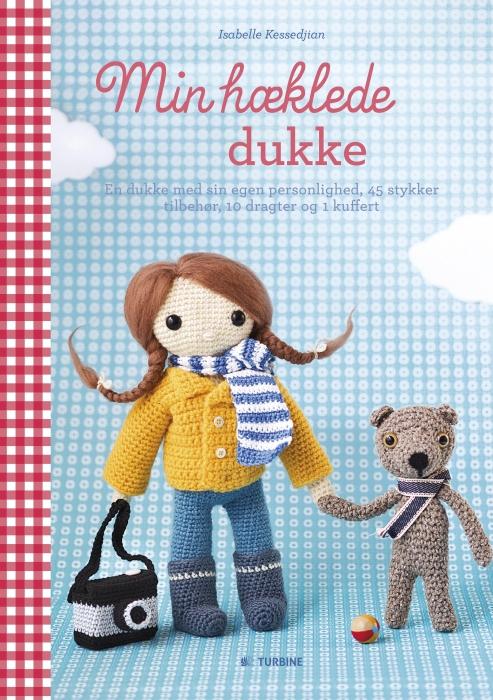 Min hæklede dukke (Bog)