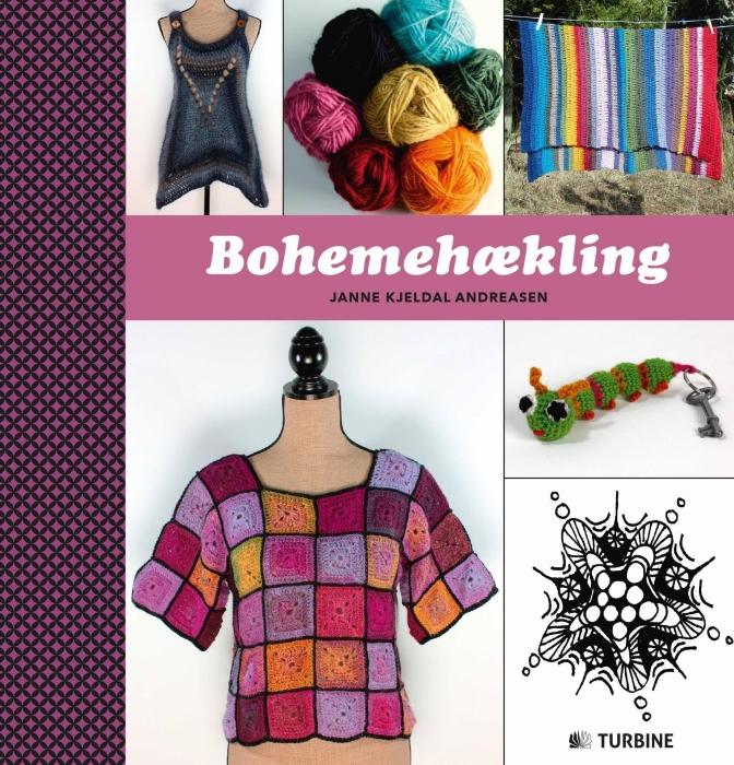 Image of   Bohemehækling (Bog)