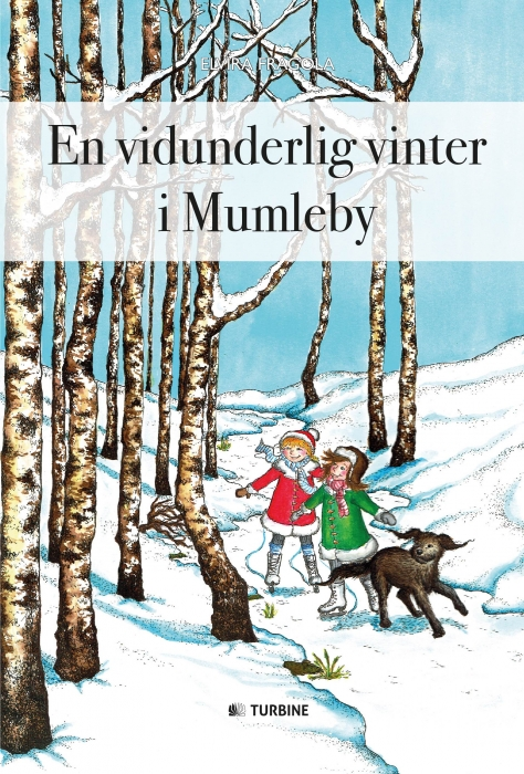 En vidunderlig vinter i Mumleby (Bog)