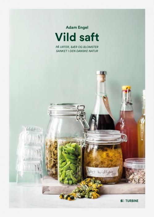 Image of Vild saft (Bog)