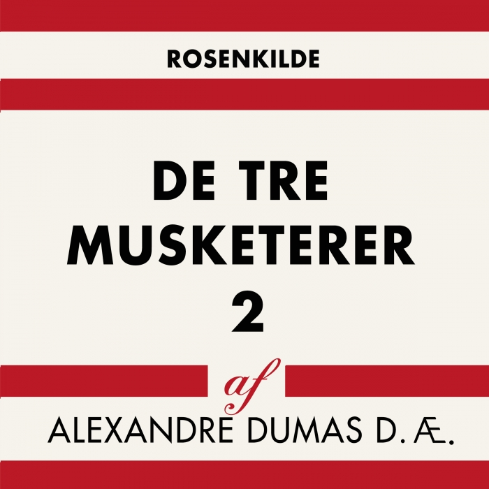 Image of De tre musketerer 2 (Lydbog)