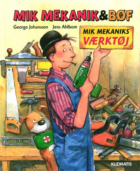 Mik Mekaniks værktøj (Bog)