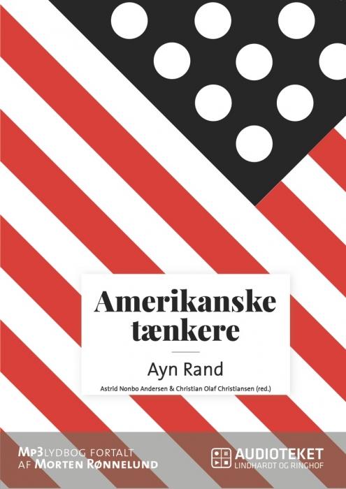 Amerikanske tænkere - Ayn Rand (Lydbog)