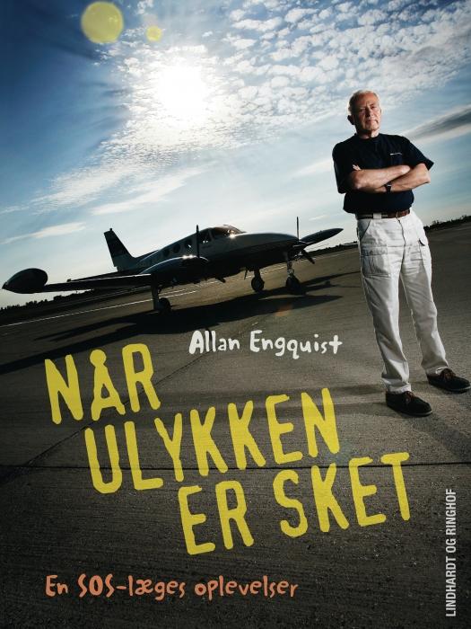 Image of Når ulykken er sket - En SOS-læges oplevelser (E-bog)