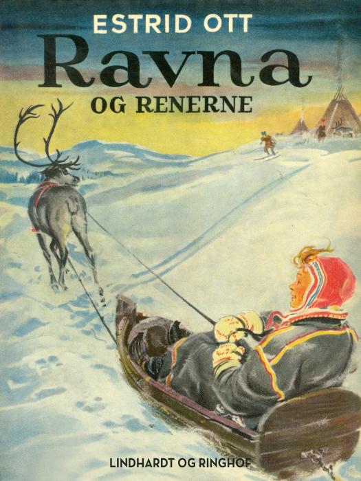 Image of   Ravna og renerne (E-bog)