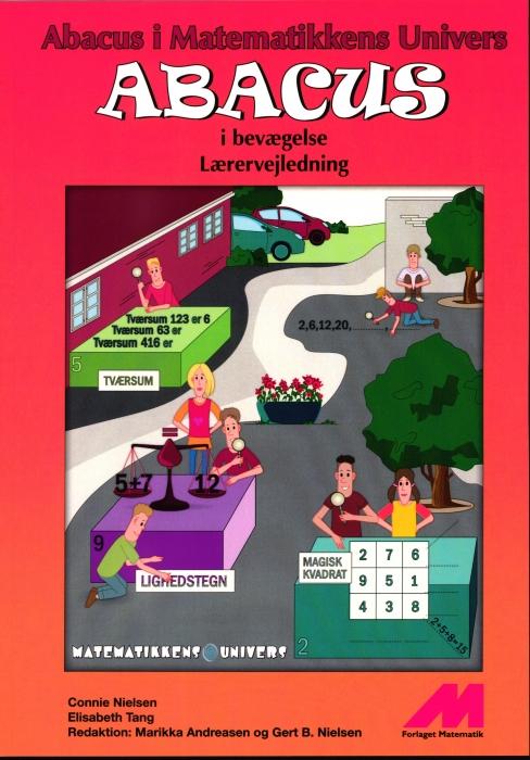 Image of   ABACUS i bevægelse 4. kl. - Lærervejledning (Bog)