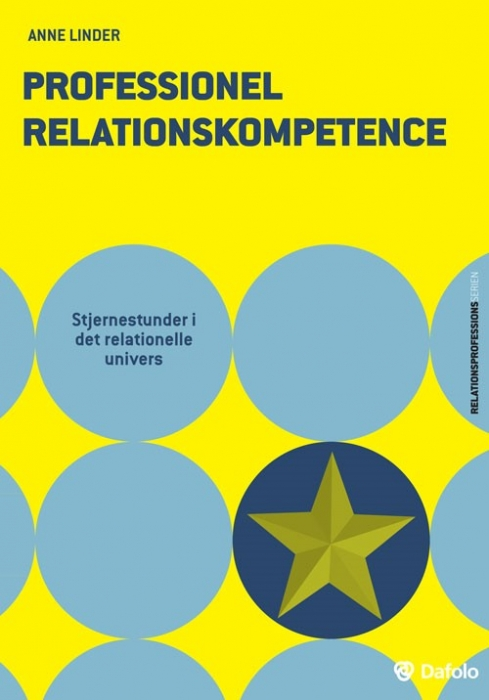 Image of Professionel relationskompetence (Bog)