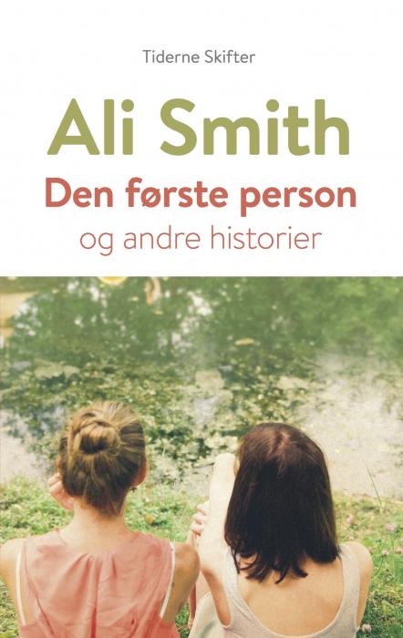 Image of Den første person (E-bog)