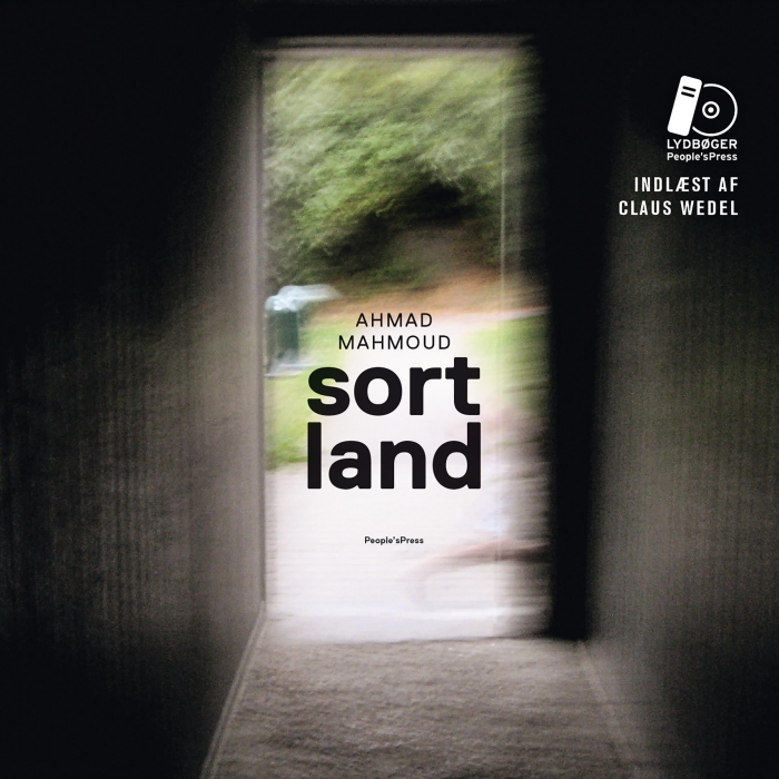 Image of Sort Land (Lydbog)