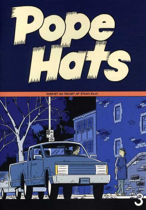 Pope Hats 3 (Bog)