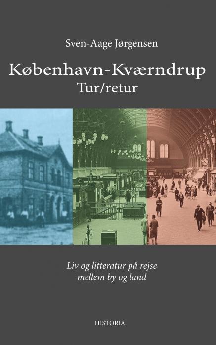 København-Kværndrup tur/retur (Bog)