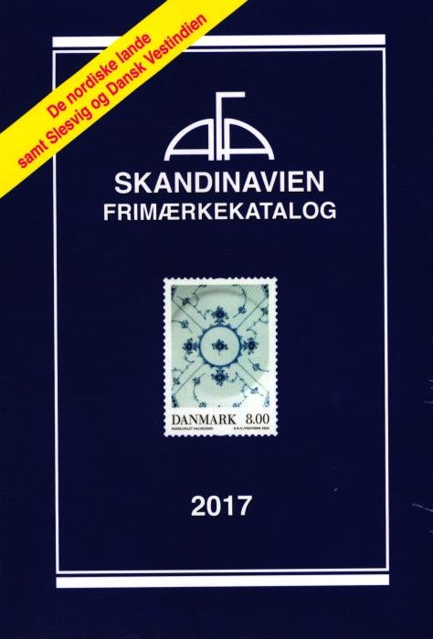 Image of   AFA Skandinavien 2017 (Bog)